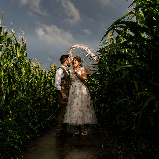 Aimee & John - Farmer Copleys - Wakefiel