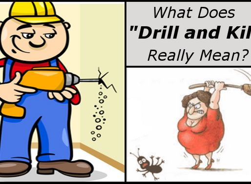 """Drill and Kill"" – Analyzed"