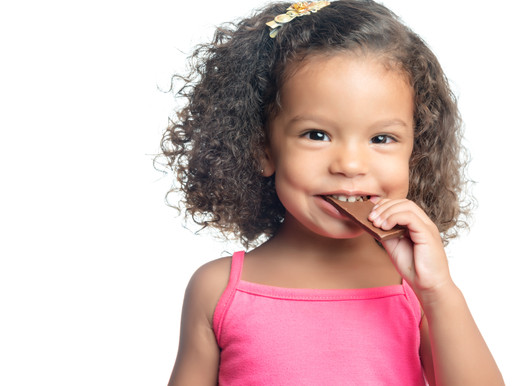 I Have Never Met a Kid Who Did NOT Like Chocolate!