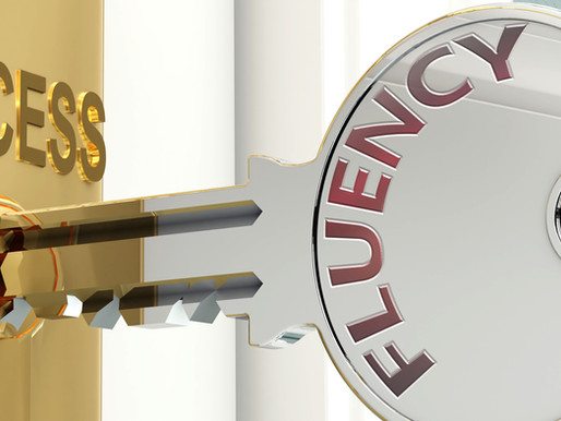 'Fix' Fluency --- or, Comprehension 'Breaks Down!'