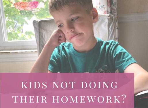Teacher Tips to Improve Homework Completion
