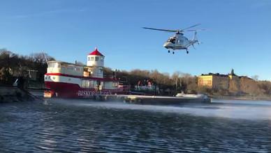 Helikopterstart fyrskeppet.mp4