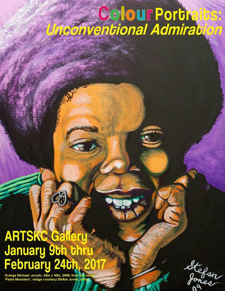 Colour Portraits Exhibition
