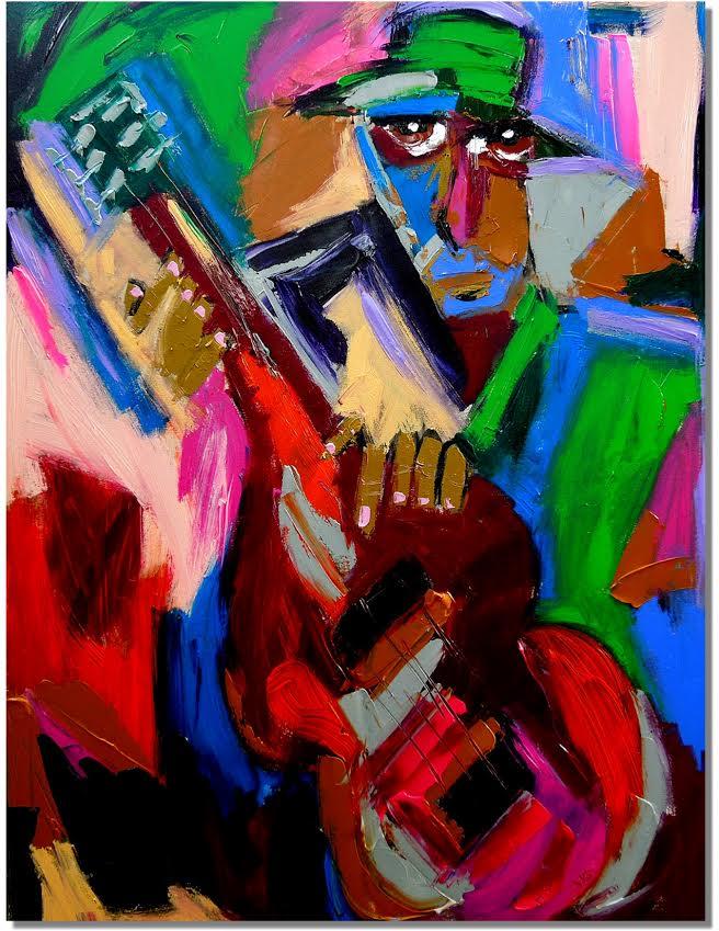 'Blues Man'