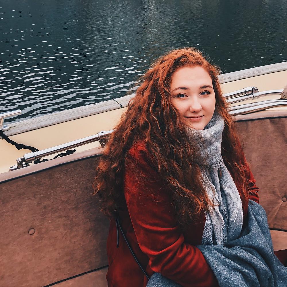 Ann Vos Portrait