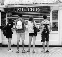 Googling The Chippy
