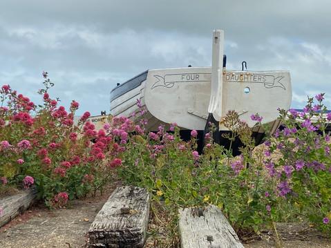 Aldeburgh and a Boat Trip