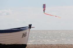 Let's go Fly A Kite - Saffron Plate