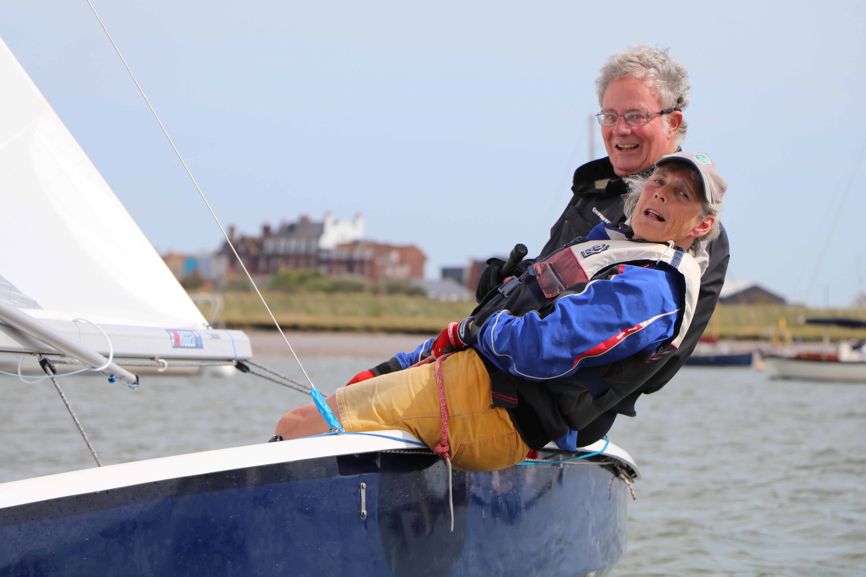 Wayferer Racing Aldeburgh
