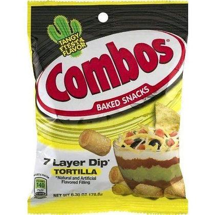 Combos 7 Layer Dip Tortilla