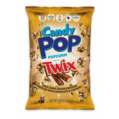 Candy Pop Popcorn Twix