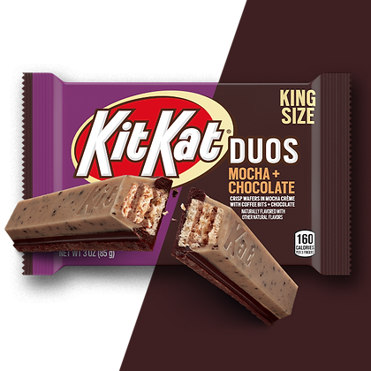 Kit Kat Mocha & Chocolate