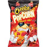 Cheetos Popcorn Flamin Hot (LG Bag)