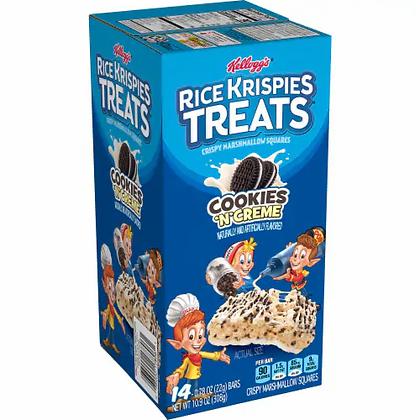 Rice Krispies Treats Cookies N Creme