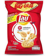 Lay's Cheese Pizza Chips