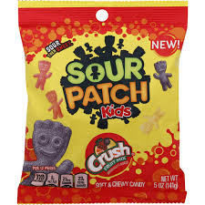 Sour Patch Kids (Crush Edition)
