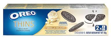 Oreo Thin Vanilla Delight (Box)