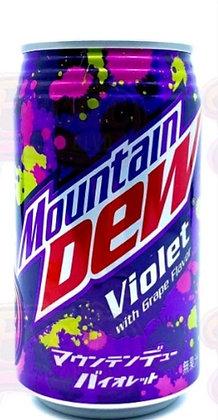 Mountain Dew Violet Grape