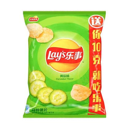 Lay's Cucumber