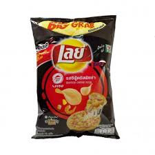Lay's Seafood Pizza Chips