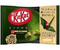 Kit Kat Green Tea (Bag)