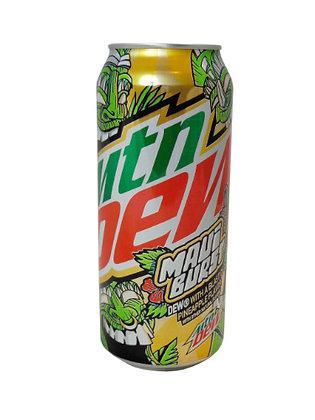 Mtn Dew Maui Burst Limited Addition (Can)