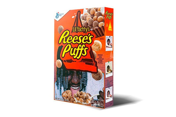 Lil Yachity's Reese's Puffs