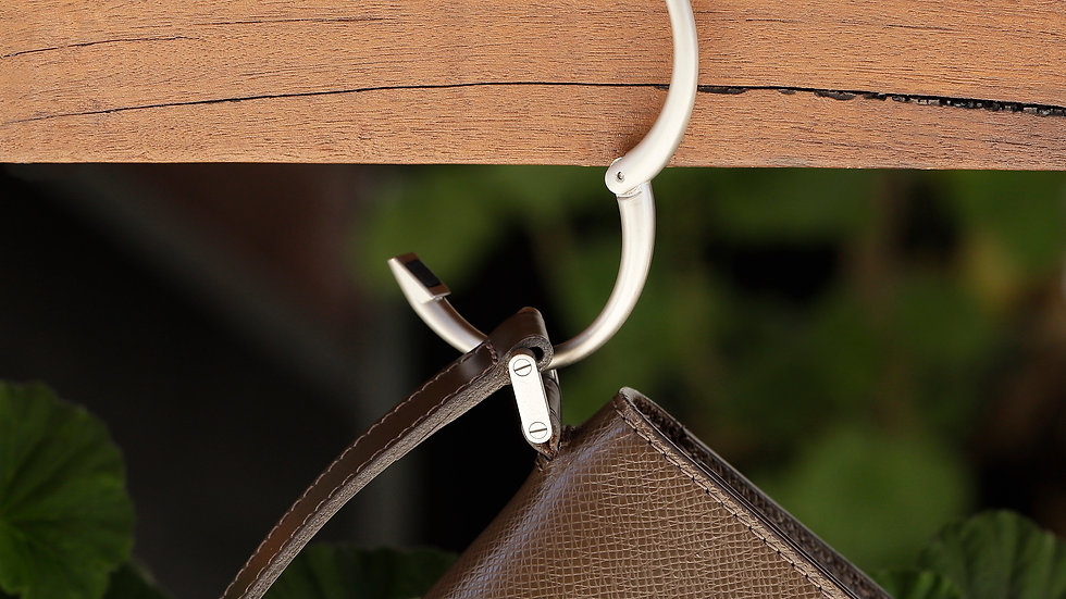 Handbag Hanger Bangle - nude without the Tassel