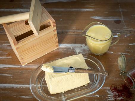 Saffron Butter by Arwen Genge