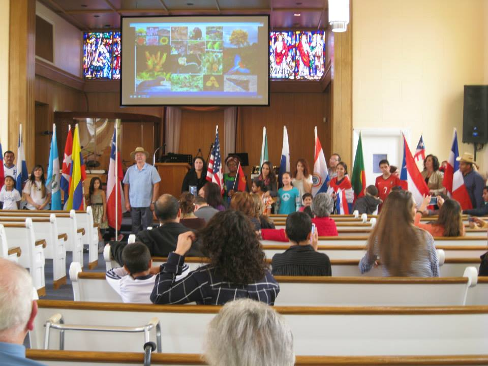 International Missions Day October 2015