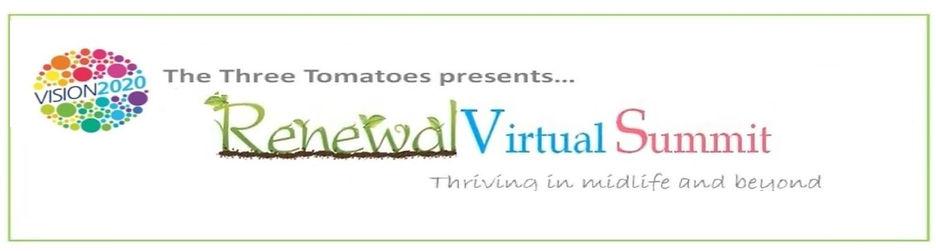 Virtual Renewal Summit Three Tomatoes, M