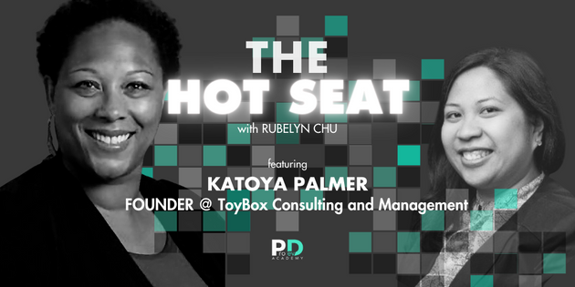 The Hot Seat: Katoya Palmer | Founder @ ToyBox Consulting and Management