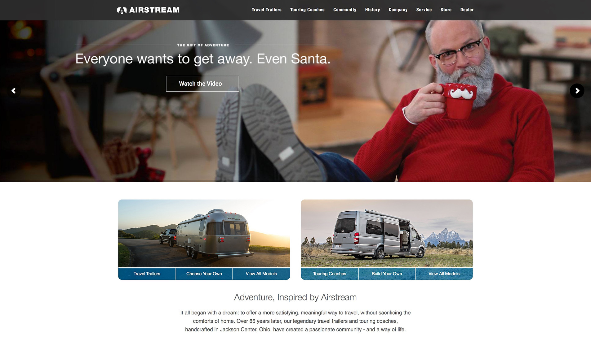 Airstream Santa on site.jpg