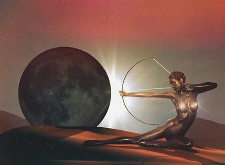 Sagittarius Full Moon Energy Reading