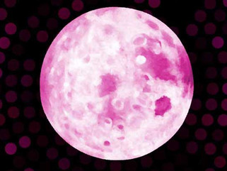 Pink Libra Super Full Moon 4.26.21