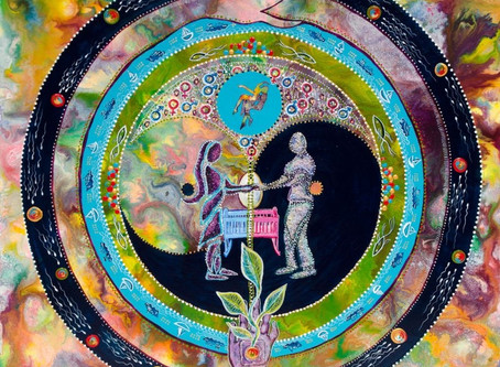 This week in Astrology 7.12.20/7.18.20 w/AstroWitch & Toni Lynn