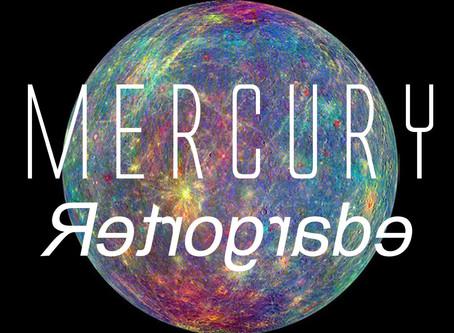 Straight From Mercury Retrograde.