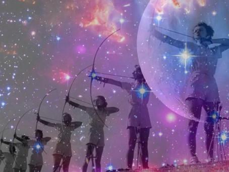 New Moon in Sagittarius Season and #AstroTips