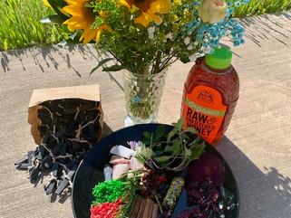 Taurus Season Honey Jar