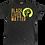 Thumbnail: Custom Adult: Matte Black Lives Matter T-Shirt (Large, XLarge)
