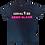 Thumbnail: Custom Adult: Glitter Legalize Being Black T-shirt (Small/Medium)
