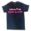 Thumbnail: Custom Adult: Matte Legalize Being Black T-shirt (Large/XLarge)