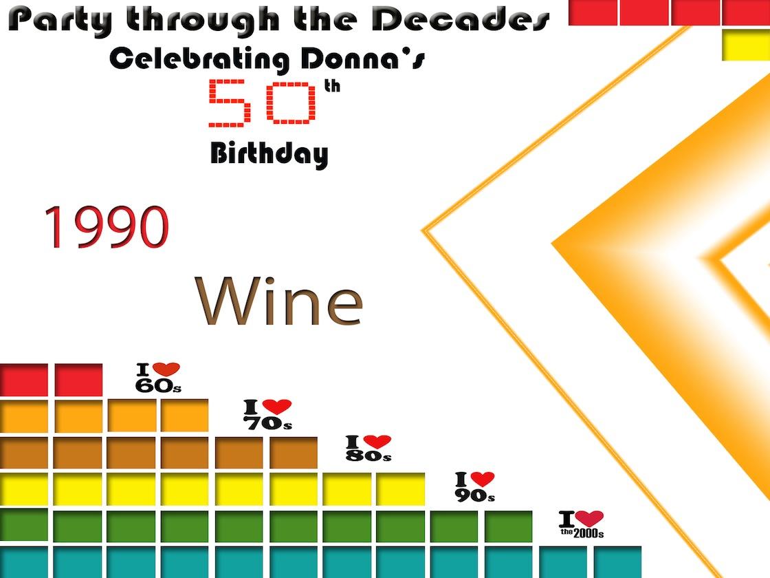 1990-drink card