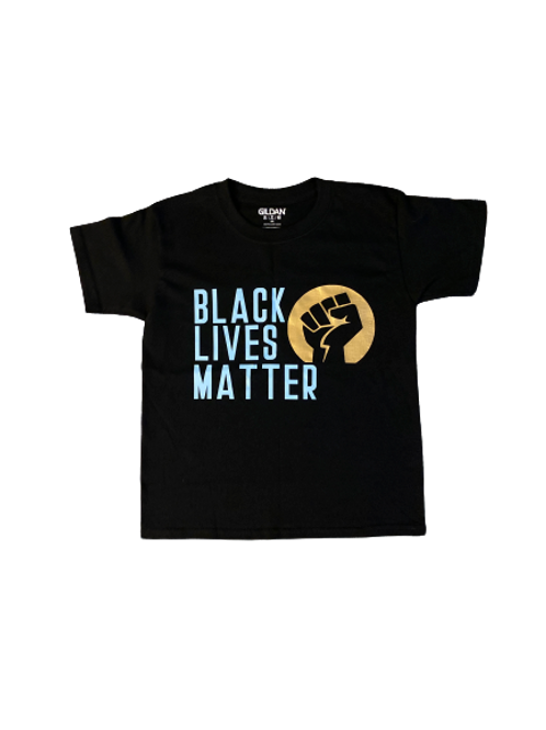 Custom Child: Black Lives Matter T-Shirt (Matte)