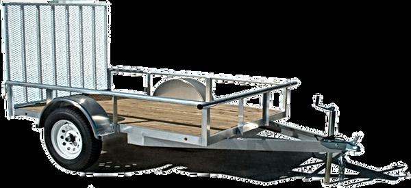 Silver eagle sport trailer