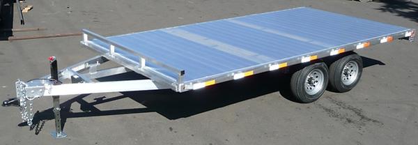 Silver eagle deckover trailer 7K & 10K
