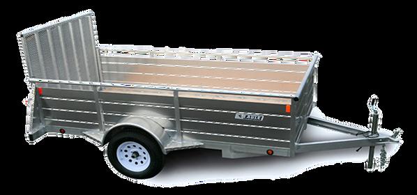 silver eagle ultralite trailer