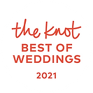 The Knot's Best of Weddings Winner for Hair + Makeup Services.  The Knot Best of Weddings is an annual award that recognizes the top wedding vendors across the country. This prestigious honor represents the highest rated wedding vendors.