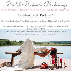 Creating Your Professional Profiles
