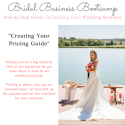 Creating Your Pricing Guide
